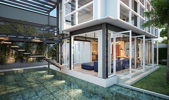 eco-friendly villas